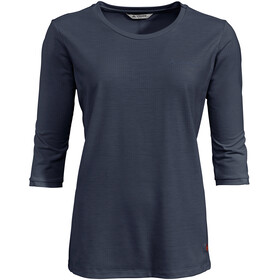 VAUDE Skomer 3/4 T-Shirt Women, eclipse